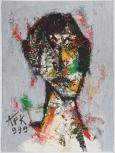 1866018, 1999 Peinture 90 x 60 cm