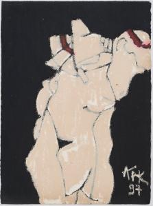 77 × 57 cm.
