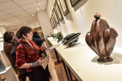 Marian Fountain Exhibtion at Galerie Derniers Jours Paris, France Photo: Michael Dean