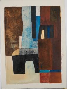 Peintures Charlie Tomorrow - Cora Van. Paris. 75020. 13 septembre 2017